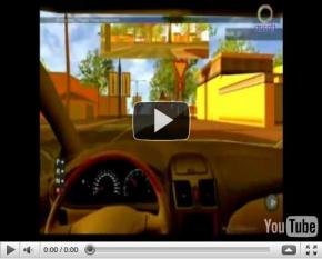 Driver Test - Simulador de conducción low-cost para autoescuelas