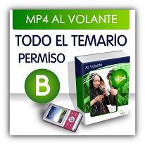 Spot promocional de la colección de vídeos de autoescuela -Al Volante MP4-
