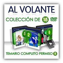 Nueva colección de DVD para autoescuelas - Al Volante -