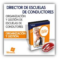 Director de Autoescuela - Recomendación de la DGT para Organización y Gestión de Empresas