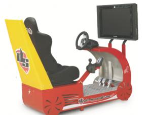 En Arisoft, es posible alquilar simuladores de conducción