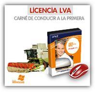 CD LICENCIA LVA