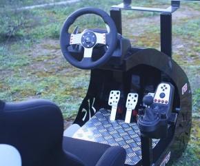 Cockpit de Turismo Drive Seat 500 RC