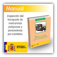 Inspección del transporte de mercancías peligrosas