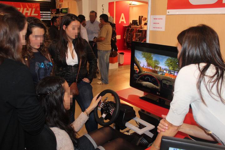Autoescuela ondara simulador de conduccion arisoft for Autoescuelas santa cruz de tenerife