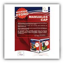 Manuales para cursos CAP Mercancías y Viajeros