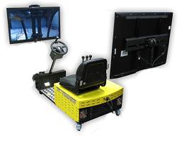 FL-TRAINER, nuevo simulador de carretilla