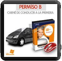 PERMISO B - Carné de conducir