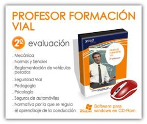 profesor de formación vial_segunda evaluación