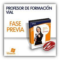 El 19 de septiembre es el examen de fase previa profesor formación vial