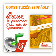 Material para opositores: la Constitución española en MP3