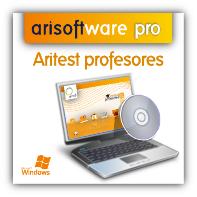 Tutorial Básico de Aritest Profesores y Aritest Aula. Software para creación y realización de test II