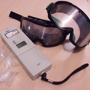 La Policía Local de Benavente incluye en su Programa de Educación y Seguridad Vial las gafas de simulación de alcohol
