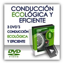 Curso 3 DVDs de CONDUCCIÓN ECOLÓGICA Y EFICIENTE