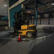 Simulador FL-TRAINER para cursos de operario de carretilla elevadora