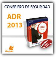 ACTUALIZACIÓN. Consejeros de seguridad – ADR 2013 (14.03.2013)