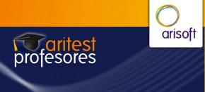 Aritest Profesores, el programa de gestión de test más completo del mercado