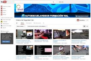 ¡Más de 2 millones de reproducciones en nuestro canal de Youtube Autoescuelavideos!