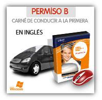 Actualización del CD multimedia del Permiso B en inglés (19.12.13)