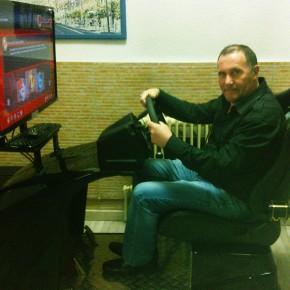 La autoescuela VN1 (Madrid) incorpora un simulador de conducción a su método didáctico