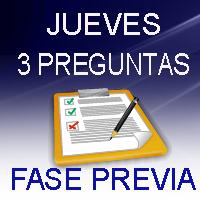 Futuros profesores autoescuela: 3 preguntas examen fase previa (21/9/17)