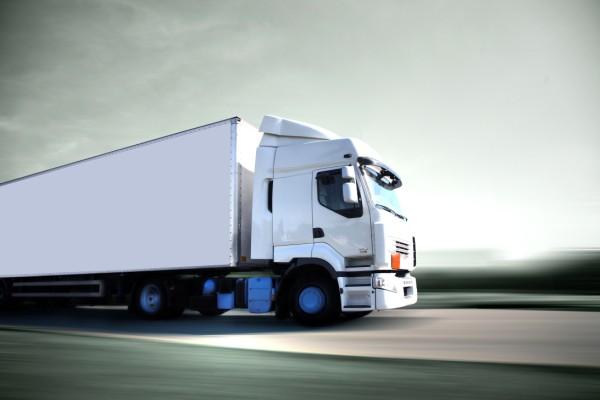 Camión - Transporte de mercancías