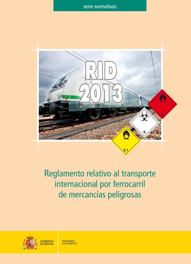Examen consejero de seguridad: RID 2014