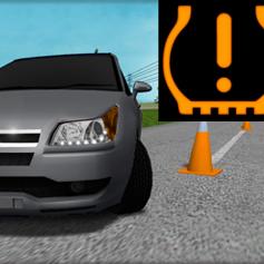 NOVEDAD: ejercicio sobre la presión de los neumáticos en DriveSim