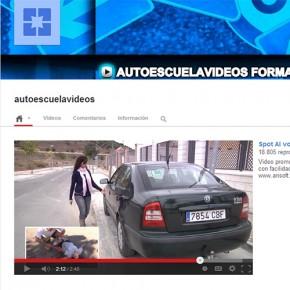 Todo lo que necesitas saber sobre seguridad vial en el canal de Youtube Autoescuelavideos