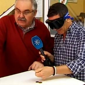Las gafas de simulación de alcohol Drunkbusters en Canal Sur