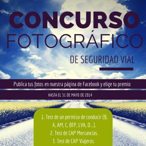 Concurso fotográfico de seguridad vial