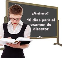10 Días para el examen de director de autoescuela: os dejamos 3 preguntas de examen