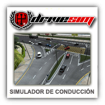 Simulador de coche - Simulador de turismo