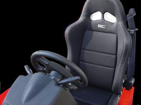 Prueba el simulador de turismo DRIVE SEAT 500ST sin compromiso