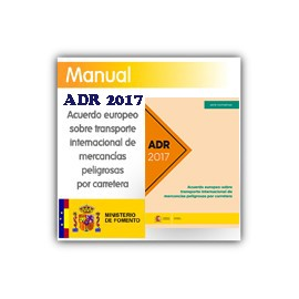 CONSEJEROS DE SEGURIDAD- MANUAL Y TEST ADAPTADOS AL ADR 2017