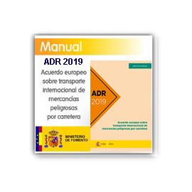 ADR 2019: acuerdo europeo sobre transporte internacional de mercancías peligrosas por carretera