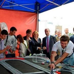 Los universitarios madrileños utilizarán los simuladores de Arisoft dentro del Plan Joven de Seguridad Vial de Michelín