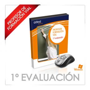 Actualización Primera Evaluación Profesor de Formación Vial (29/03/2016)