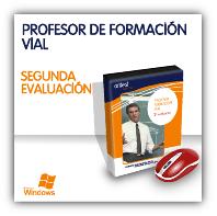 Actualización CD Segunda Evaluación Profesor De Formación Vial (05.05.2015)
