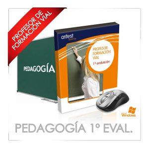 test-pedagogia-primera-evaluacion-curso-xx