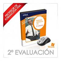 Actualización Test Reglamentación 2ª evaluación Profesor Formación Vial